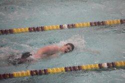 boys swimmer