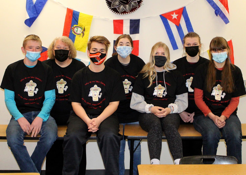 spanish club students
